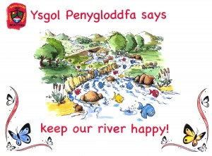 Penygloddfa poster sm